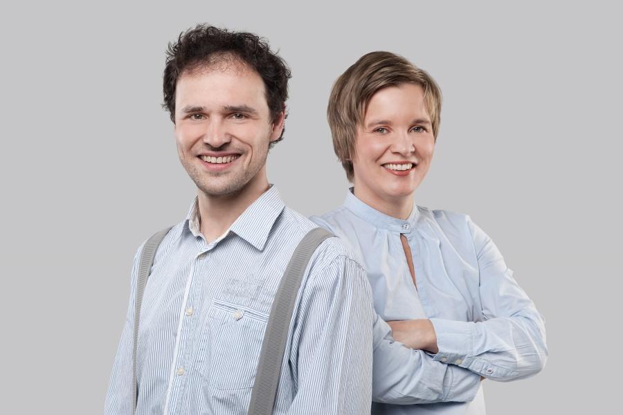 Markus und Henriette Meyer